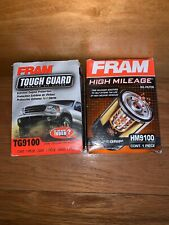 NIB FRAM HM9100 & TG9100 Oil Filter