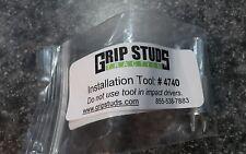 Grip Studs #4740 Installation Tool Gripstuds