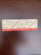More details for british railways ticket. complete 1987. rare find. collectable or a great gift