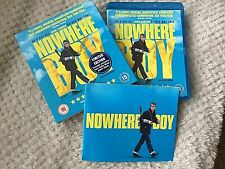 Nowhere Boy Limited Edition Blu Ray + Photo Album - John Lennon (Beatles) VGC