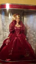 2002 Special Edition Holiday Celebration Barbie Doll - New