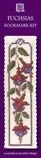 Fuchsias Signet point de croix kit TEXTILE Heritage