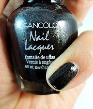 #168 Metallic Black Nail Polish - Kleancolor Metallic Black Nail Lacquer *NEW*
