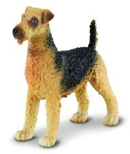 Airedale Terrier 3 1/10in dogs and cats Collecta 88175