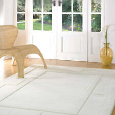 Flair Rugs Sierra Apollo Wool Rug Ivory 60 X 100 Cm
