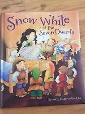 Snow White And The Seven Dwarfs Picture Book