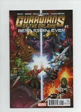 Guardians Of The Galaxy Best Story Ever #1 - Thanos Cover - (Grade 9.2) 2015