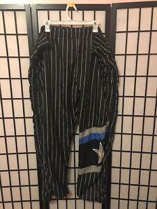 Vintage 90s Mens Champion Orlando Magic Warm Up Pants Size XXL