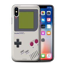 ROBA 4 Custodia/Coperchio Per Apple iPhone X/10/console giochi/Nintendo Game Boy