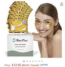 Under Eye Patches for Puffy Eyes I Under Eye Mask Dark Circles and Puffiness I w