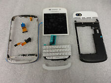 BlackBerry Q10 White LCD Screen and Digitizer Assembly+Complete White Housing