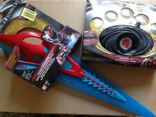 Power Rangers Movie Red Ranger Sword and Movie Morpher