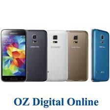 NEW Samsung Galaxy S5 mini G800H 16GB 8MP 3G Next G Phone 1 Yr Au Wty