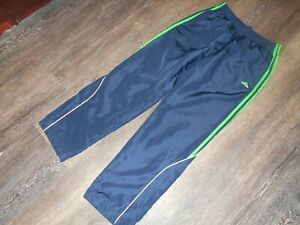Vintage Vtg Adidas Mans M Lined Nylon Sports Pants Medium