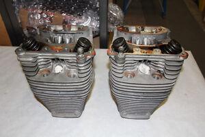 Harley FXR Evo heads + barrels cylinders FXRT 1988 FXRP Dyna Softail FL EPS18415