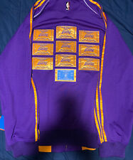 Los Angeles Lakers 2XL HWC Banner Jacket
