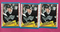 3 X 1989-90 OPC # 325 LA KINGS WAYNE GRETZKY HIGHLIHTS  NRMT-MT (INV# C2397)