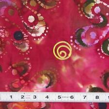 By the Metre Batik, Hand-Dyed Craft Fabrics
