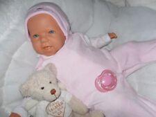 Traumdolls Antonio Juan Lilly  50 cm Babypuppe Rebornbaby Reallife Sammlerpuppe