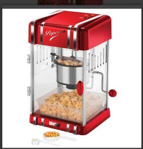 UNOLD Retro 300W Popcornmaker - Rot (48535)
