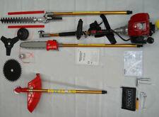 Whipper Snipper 6 in 1 Brush cutter 4 stroke GX35 Engine Petrol strimmer pruner