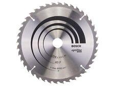 Bosch Optiline Wood circular saw blade 254 x 30 x 2.0 mm. 40 2608640438