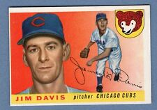 1955 Topps #68 Jim Davis EX-MT    CCS18