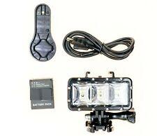 LED Light For GoPro® Hero / SJCAM Action Cameras