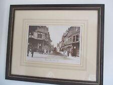 Stroud King Street 1910 Framed Print Large