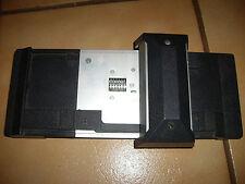 BARTIZAN CM2020 manual credit debit card machine, offline card imprinter vintage