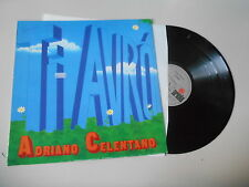 LP POP ADRIANO CELENTANO-TI AVRO (6) canzone Ariola Rec