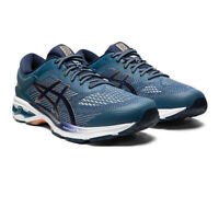 Asics Mens Gel-Kayano 26 Running Shoes Trainers Sneakers - Blue Sports