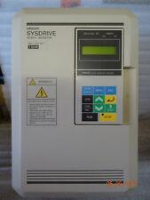 Omron sysdrive 3g3fv-a4075-cue inverter 400v 3ph 7,5kw