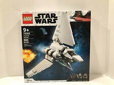 Lego Disney Star Wars Imperial Shuttle, 75302, NEW Sealed