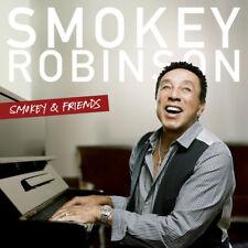 Smokey Robinson – Smokey & Friends CD NEW