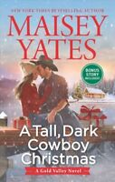 Tall, Dark Cowboy Christmas, Paperback by Yates, Maisey, Brand New, Free ship...