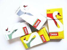 Swan Filter Tips Zigarettenpapier Tips Mentol + Slim + Extra Slim + Ultra Slim