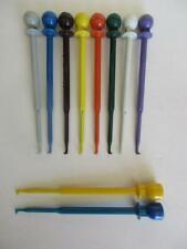 1x E Z Hook Mini Xl Extra Long Test Connector Colors Xl1 Clip Grabber 5 Long
