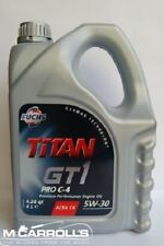 FUCHS Titan GT1 PRO C-4 premium performance engine oil FUCHSC4