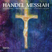 George Frideric Handel : Messiah CD 2 discs (2009) ***NEW*** Fast and FREE P & P