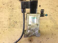 CKD cvse2-20a-05-02gst-1 Coolant Valve Coil air pilot Brother CNC