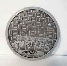 Raphael Ninja Turtles Classic Collection Action Figure Sewer Base Only Authentic