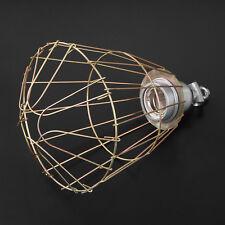 E27 Heat Emitter Lamp Light Bulb Holder Shade Cover Reptile Brooder Lampshade