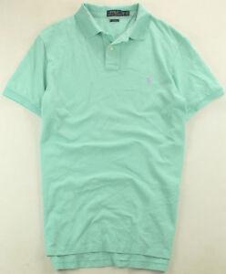 Ralph Lauren Polo Shirt Poloshirt Blau  Gr. XL TG Wie 2XL