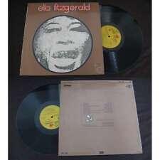 ELLA FITZGERALD - Ella Rare ORG French Press LP Soul Blues jazz 69