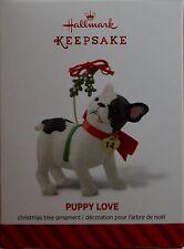 2014 HALLMARK - PUPPY LOVE - 24TH IN THE PUPPY LOVE SERIES - MINT IN BOX
