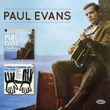 PAUL EVANS - FOLK SONGS OF MANY LANDS/21 YEARS IN A TENNESSEE JAIL  CD  NEW+