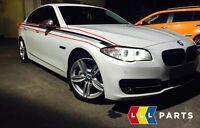 BMW NEW GENUINE 5 F10 F11 M PERFORMANCE PIN-STRIPES STICKERS DECAL KIT 2344583