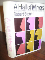 A Hall of Mirrors Robert Stone First Book 1st Edition Early Printing Novel