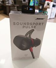 S699042 Bose SoundSport Pulse Cuffie Wireless - Rosso